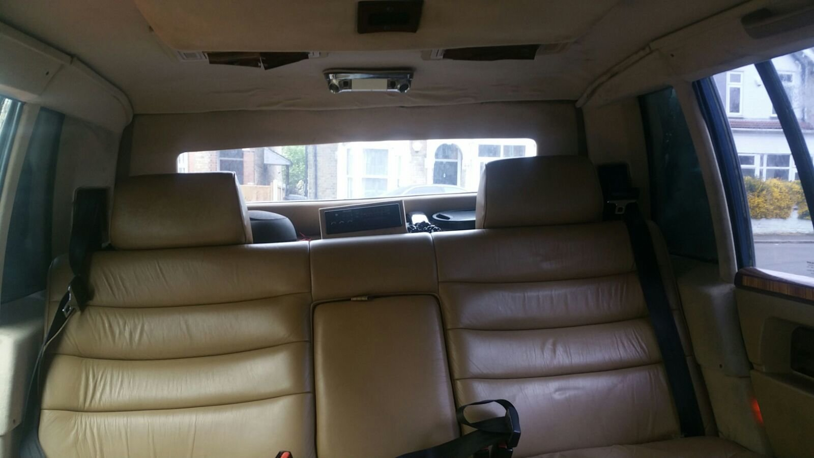 1989 volvo limousine NOT 6 DOORS extremely  rare  For Sale (picture 4 of 6)