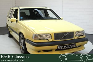 1994 Volvo 850 T-5 R Station  Top condition