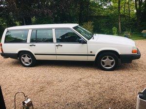 1992 Volvo 940 s