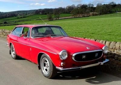 1971 Volvo P1800 ES For Sale by Auction