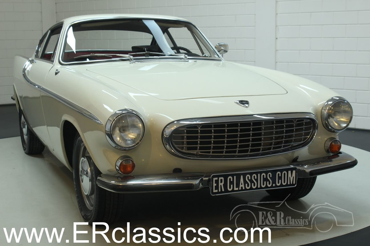 Volvo P1800 S Coupe 1966 In very good condition For Sale (picture 1 of 6)
