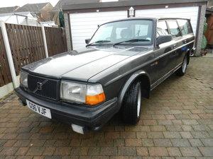 1989 Volvo 240 GLT Estate For Sale