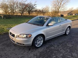2007 Volvo C70 T5 SE For Sale by Auction