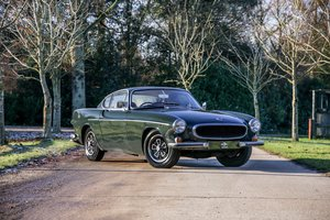 1970 Volvo P1800 to 'S Specification