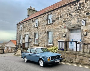 1982 Volvo 242 V8 two door For Sale