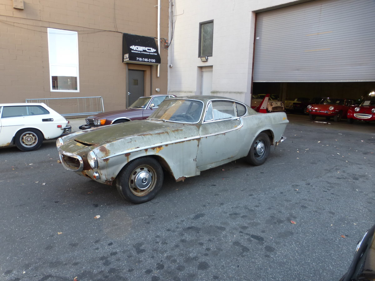1965 Volvo P1800S Parts Car Or Total Restoration - For Sale (picture 3 of 6)