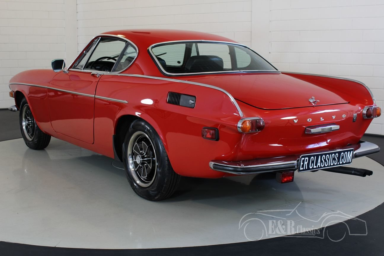 Volvo P1800 E coupe 1971 in very good condition For Sale (picture 6 of 6)