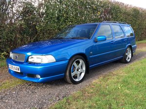 1999 Volvo V70R AWD  For Sale