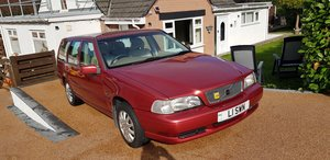 1998 Volvo V70 low mileage fsh excellent condition
