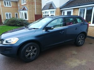 Volvo XC 60 diesel SE 6 speed manual 2011/11 giveaway price