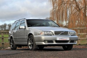 2000 V70R PH3 4WD Silver metallic,23,588 miles from new For Sale