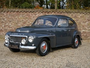 1962 Volvo PV544 B18 with overdrive For Sale
