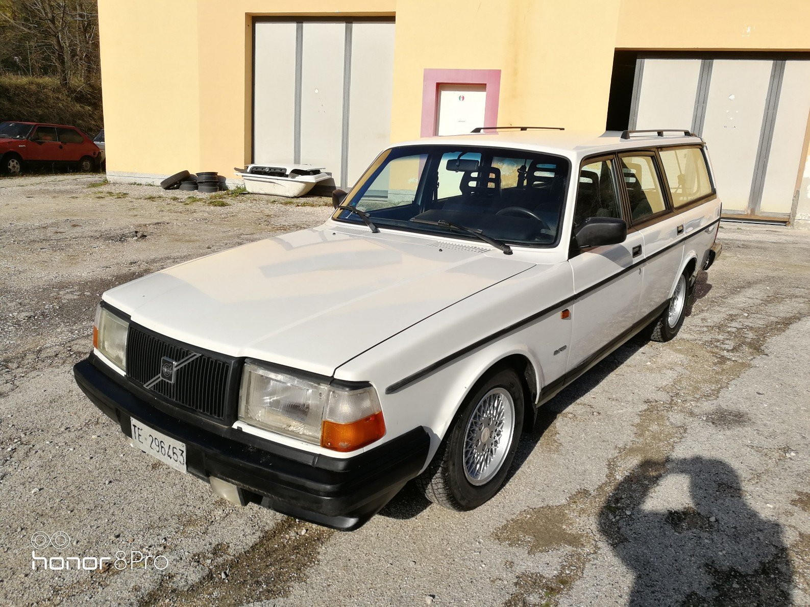1992 Volvo 240 Polar For Sale (picture 1 of 6)