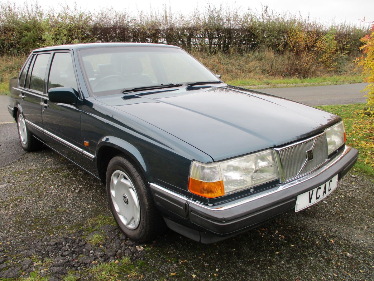 1991 Volvo 960 3.0ltr Saloon Automatic For Sale (picture 1 of 6)