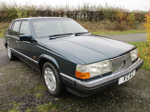 1991 Volvo 960 3.0ltr Saloon Automatic