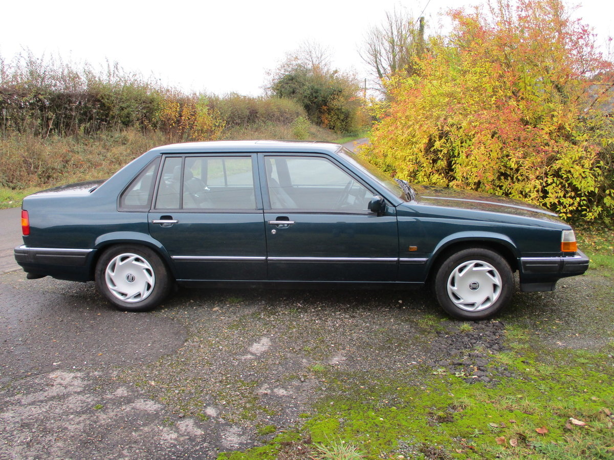 1991 Volvo 960 3.0ltr Saloon Automatic For Sale (picture 2 of 6)