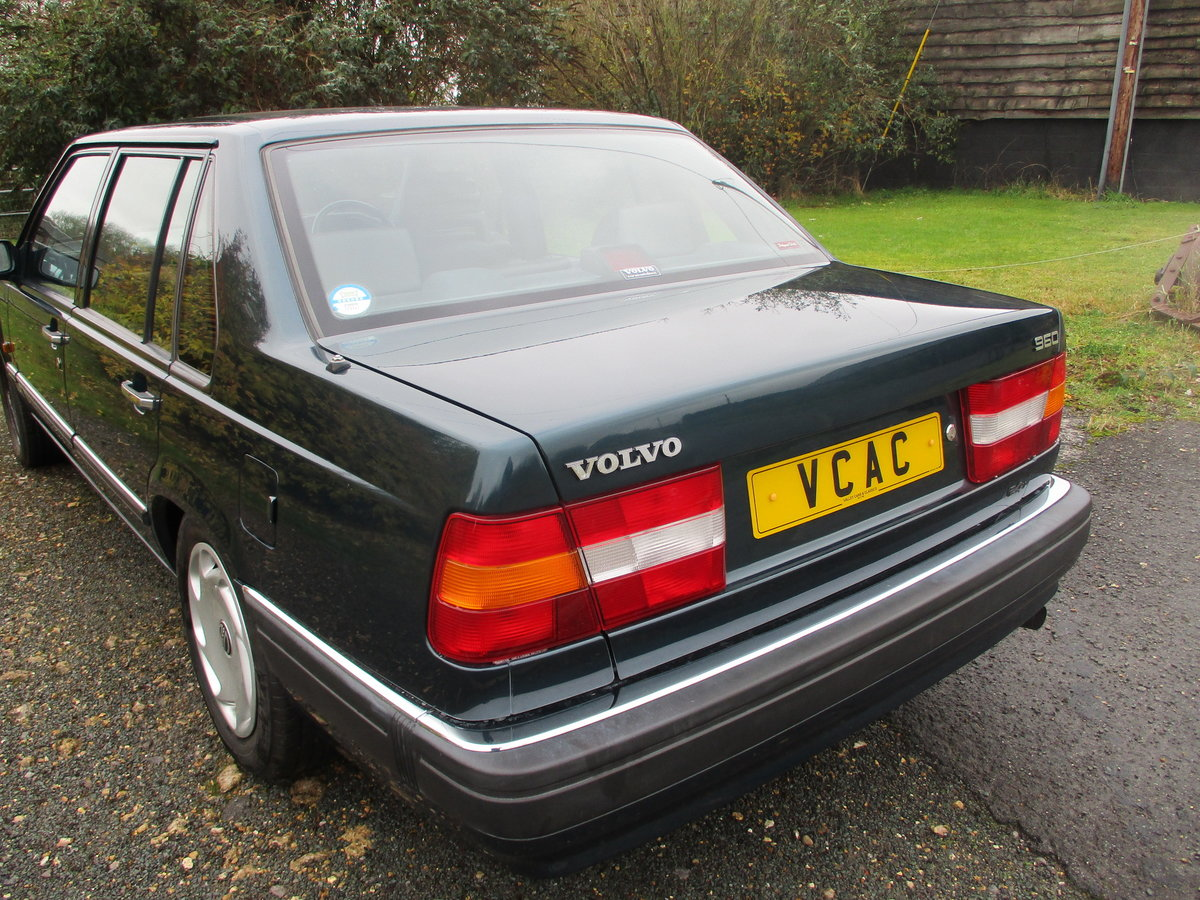 1991 Volvo 960 3.0ltr Saloon Automatic For Sale (picture 3 of 6)