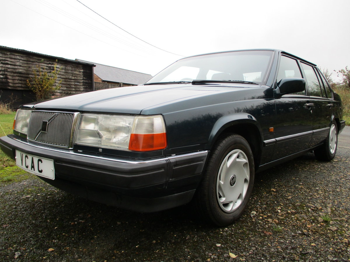 1991 Volvo 960 3.0ltr Saloon Automatic For Sale (picture 4 of 6)