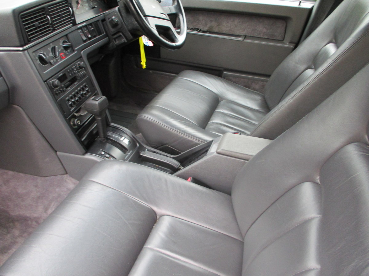 1991 Volvo 960 3.0ltr Saloon Automatic For Sale (picture 5 of 6)