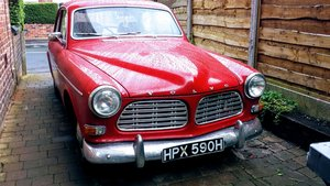 1970 Volvo Amazon 2 Door 2.0 B20 For Sale