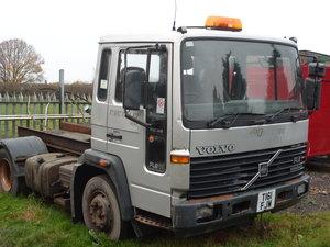 1999 Volvo fl6 urban tractor unit