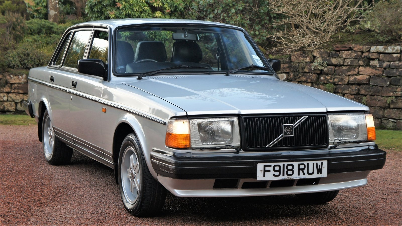 1989 Volvo 240 glt 49000 miles one owner from new For Sale (picture 2 of 6)