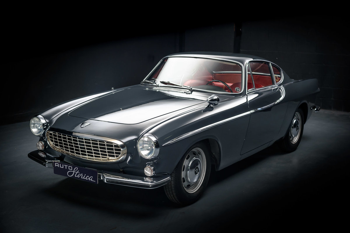1966 VOLVO P 1800 S For Sale (picture 1 of 6)