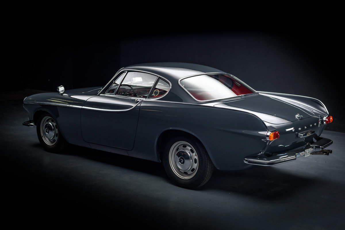 1966 VOLVO P 1800 S For Sale (picture 2 of 6)