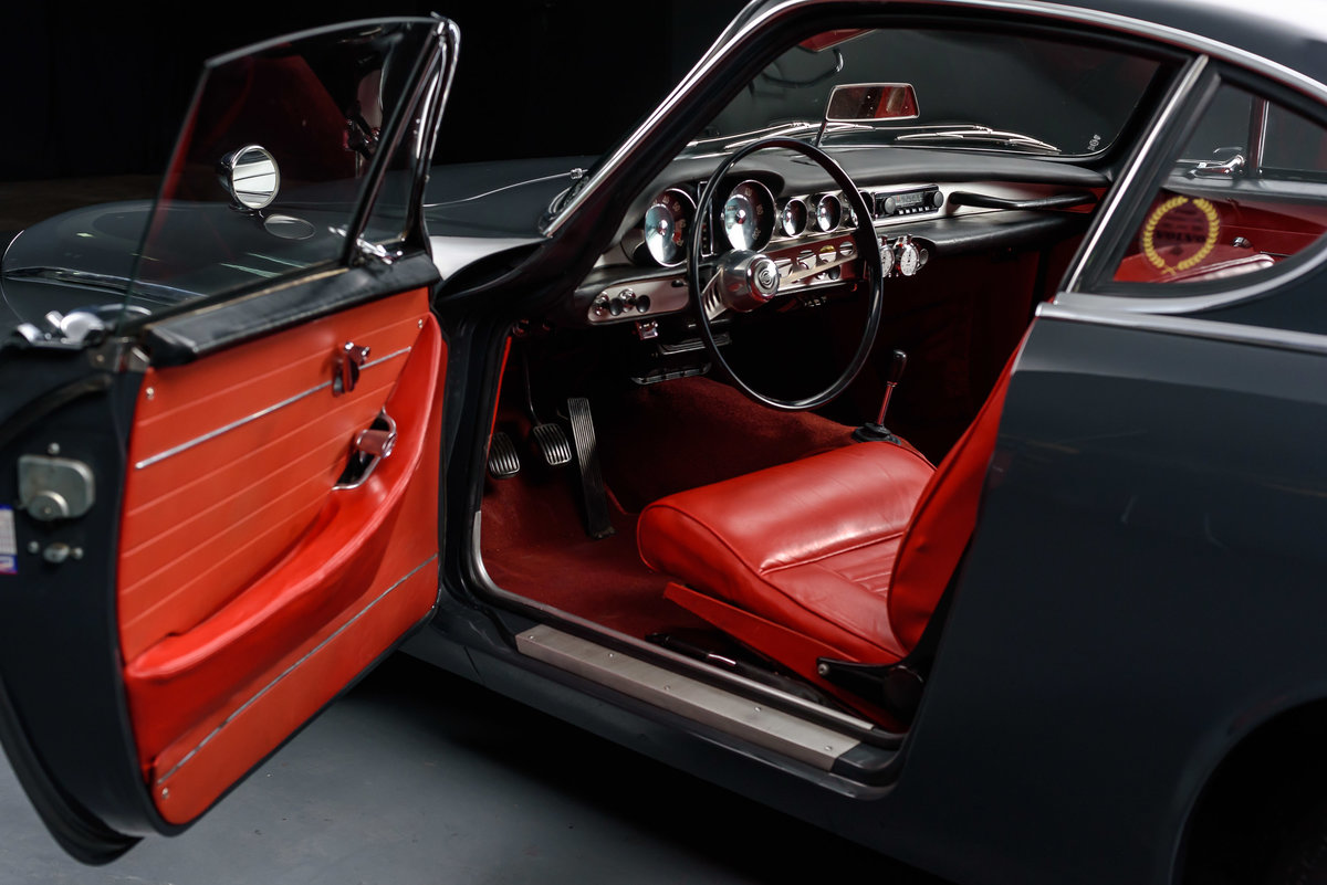 1966 VOLVO P 1800 S For Sale (picture 5 of 6)