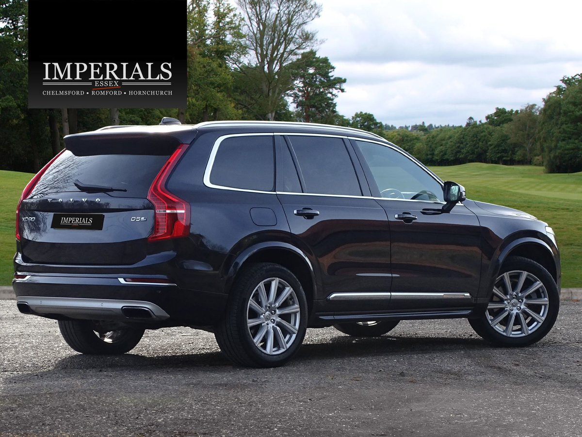 2016 Volvo  XC90  2.0 D5 POWERPULSE INSCRIPTION AWD AUTO  34,948 For Sale (picture 3 of 16)