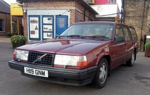 1991 Volvo 940 Turbo Estate Excellent Condition