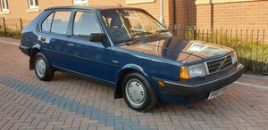 **REMAINS AVAILABLE** 1989 Volvo 340 SOLD by Auction