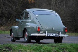 1960 Volvo pv544 LHD swedish import