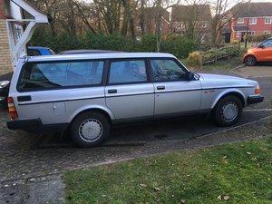 1985 Volvo 240GLE Low mileage
