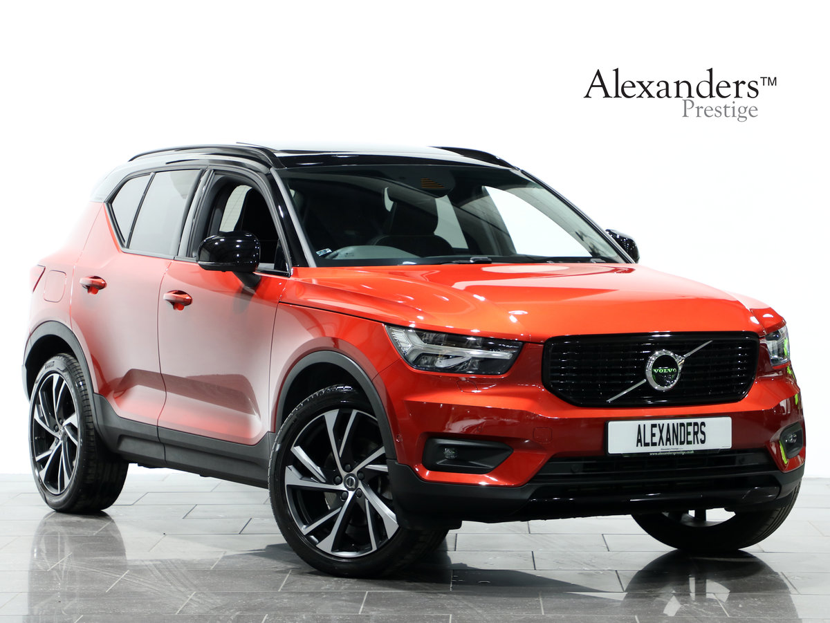 2018 18 68 VOLVO XC40 FIRST EDITION For Sale (picture 1 of 6)