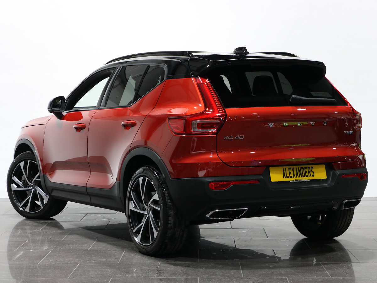 2018 18 68 VOLVO XC40 FIRST EDITION For Sale (picture 3 of 6)