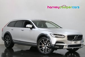 Volvo V90 2.0 D4 Cross Country 5dr AWD Geartronic 2017(67) SOLD