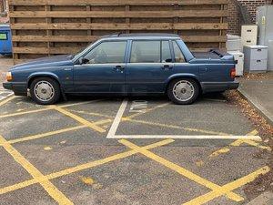 1990 Volvo 740 GLE - Manual.