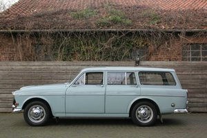 1965 Volvo Amazon Stationwagon, , 14.900,- Euro