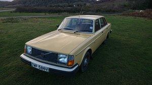 1980 Volvo 244 dl auto