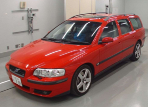 2003 VOLVO V70 R ESTATE 2.5 AWD 300 BHP AUTOMATIC * FRESH JAPAN For Sale