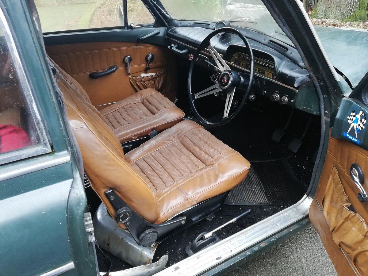 1968 Volvo Amazon 2 Door For Sale (picture 4 of 5)