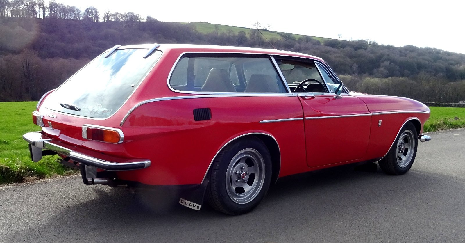1971 VOLVO 1800 ES WELL CARED FOR LOADS OF HISTORY EASY LIFE For Sale (picture 4 of 6)