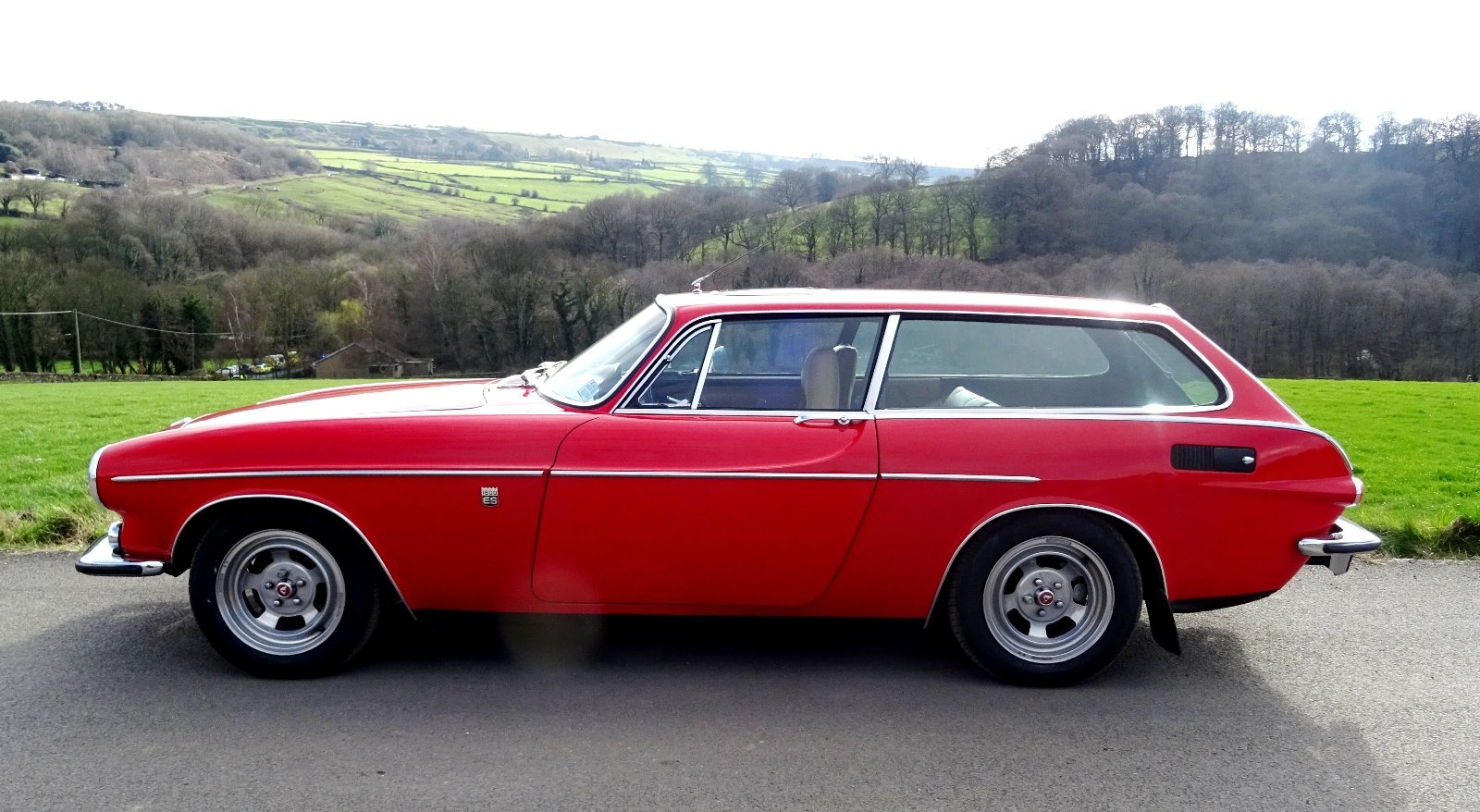 1971 VOLVO 1800 ES WELL CARED FOR LOADS OF HISTORY EASY LIFE For Sale (picture 5 of 6)