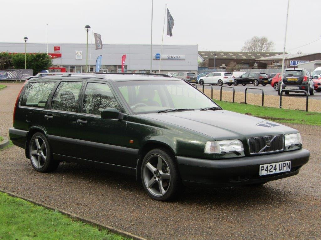 1996 Volvo 850 GLT 20V Estate at ACA 25th January  For Sale (picture 1 of 6)