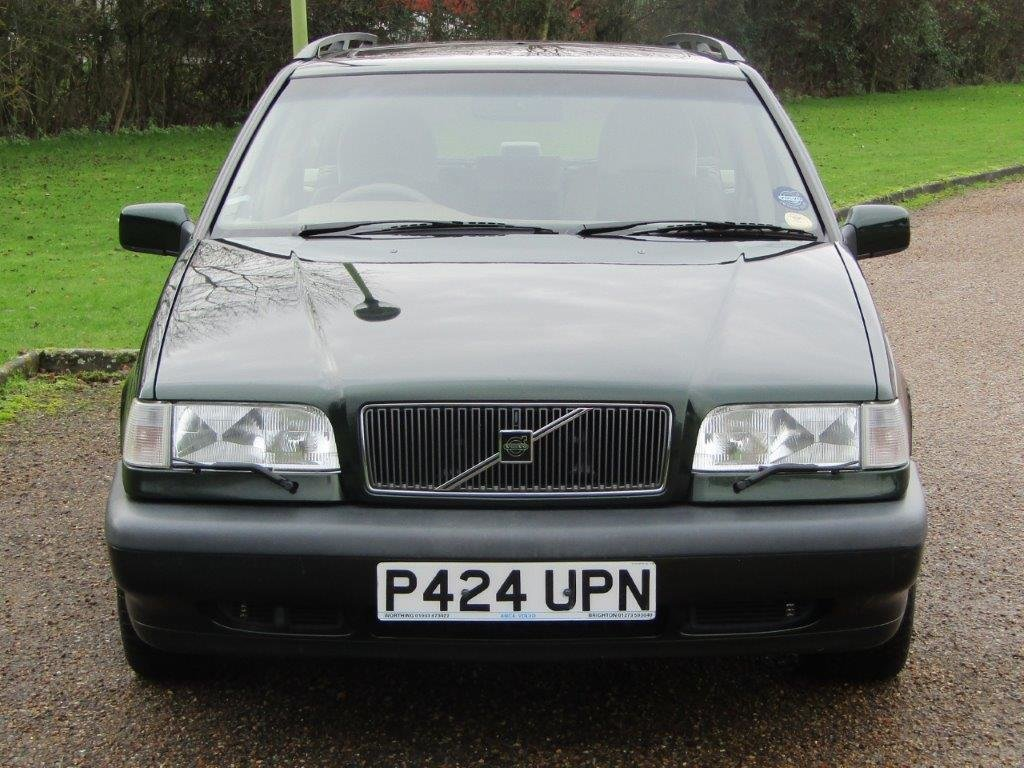 1996 Volvo 850 GLT 20V Estate at ACA 25th January  For Sale (picture 2 of 6)