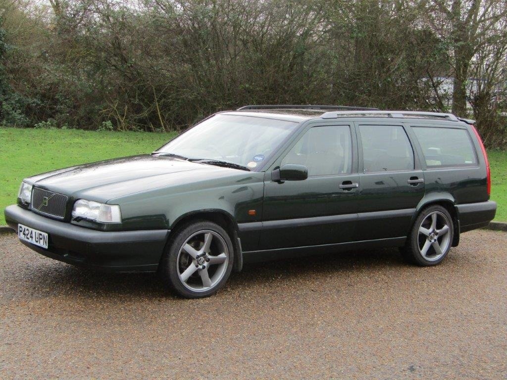 1996 Volvo 850 GLT 20V Estate at ACA 25th January  For Sale (picture 3 of 6)