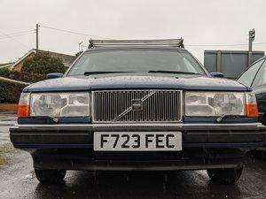 1989 Volvo 760 Turbo Automatic