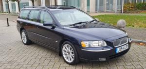 2004 V70 2.4 d5 se auto diesel estate 2 owners 110k fsh