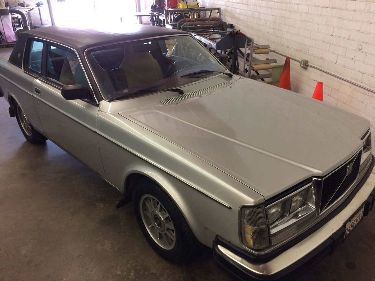 1978 Volvo 262 coupe For Sale (picture 6 of 6)